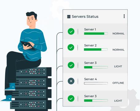 Cloudmatika Operational Status