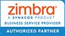 Zimbra Authorized Partner