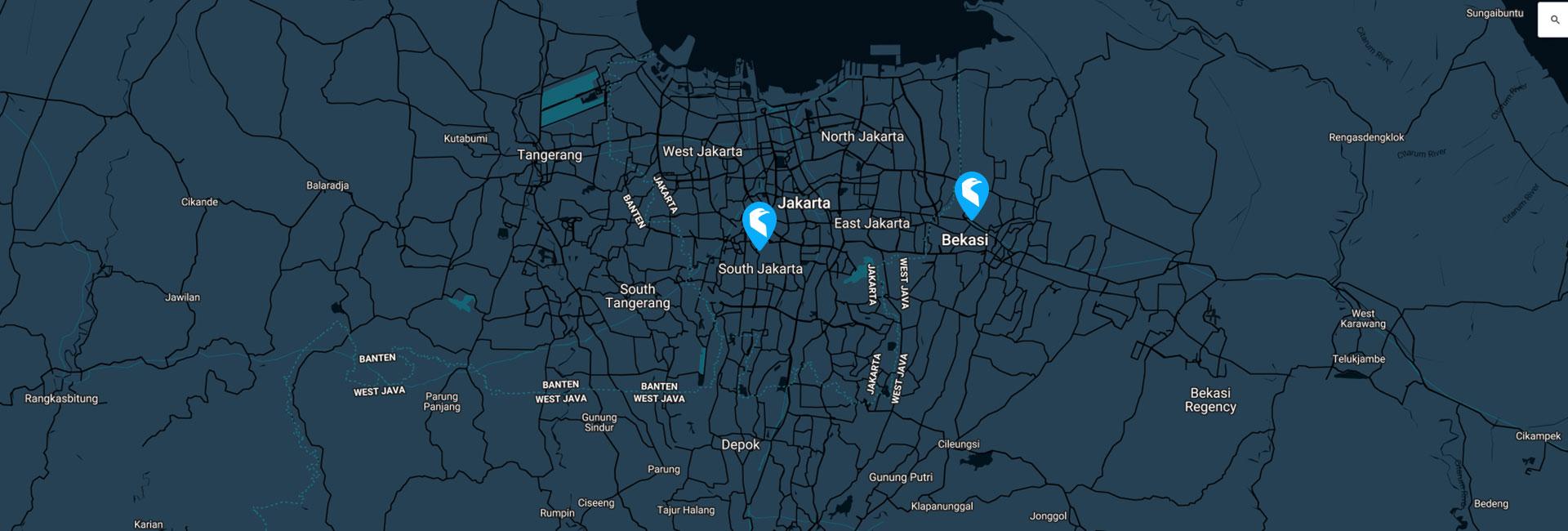 Lokasi & Fasilitas Data Center Indonesia